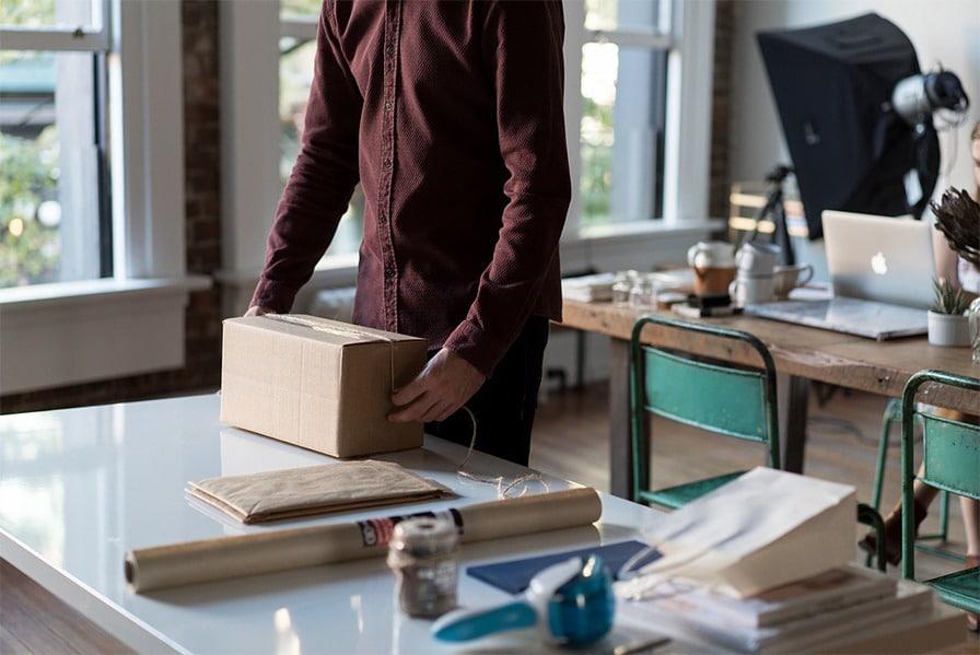 packaging y empaquetado de productos