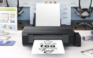 Impresora Epson ET-14000 EcoTank