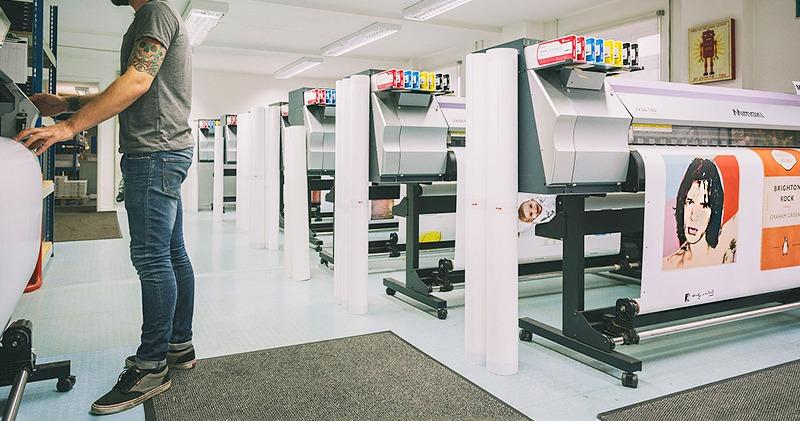 Máquinas para sublimación