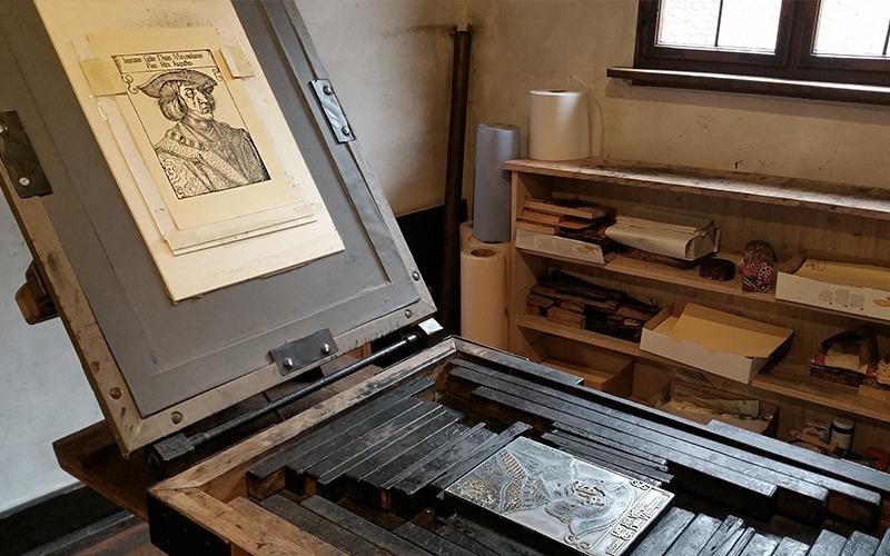Impresión por grabado