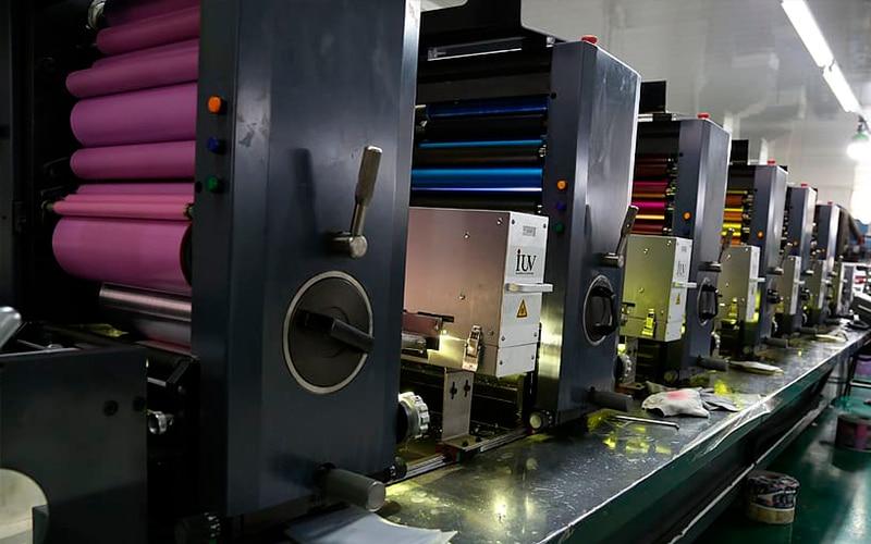 litografía offset
