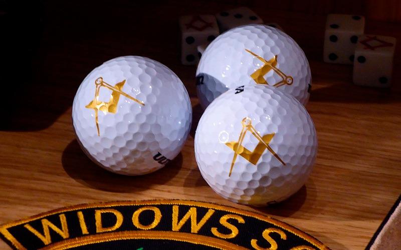 pelotas de golf tampografía