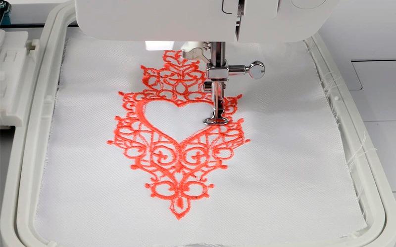 máquina de costura y bordado bernette chicago 7
