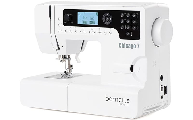Bernette Sublime Chicago 7