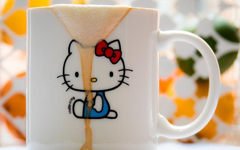 tazas sublimadas café