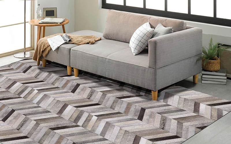 alfombra de vinilo hogar