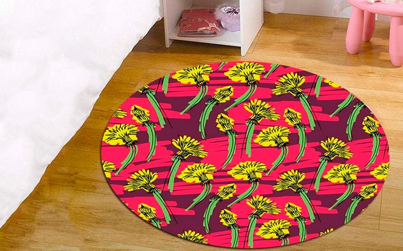 alfombra vinilica para niños