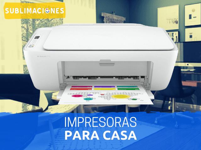 impresoras de hogar