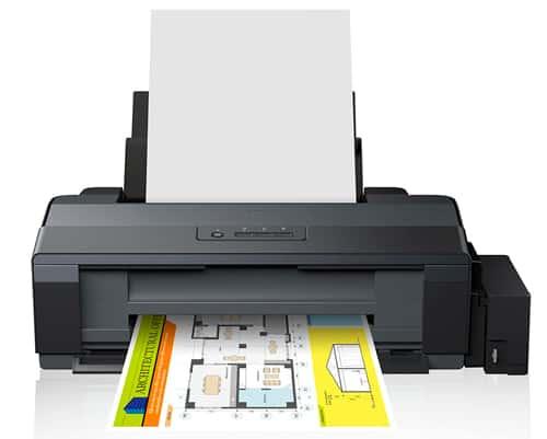 impresora de sublimación térmica